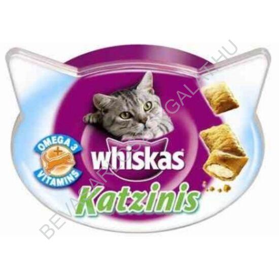 Whiskas Jutalomfalat Macskáknak Katzinis 50 g
