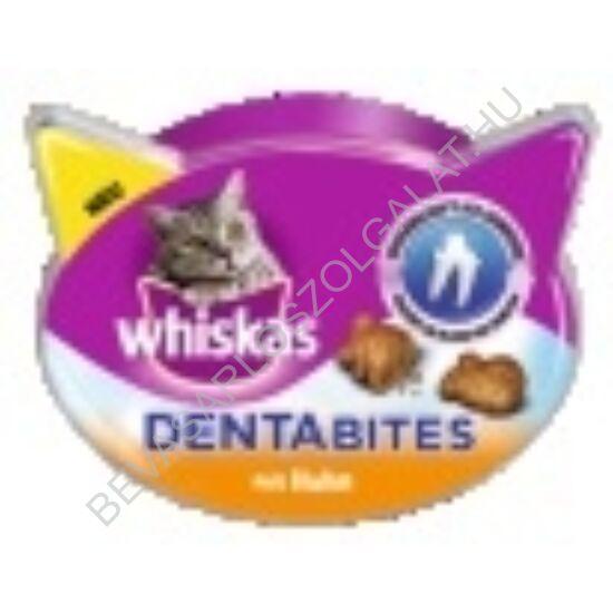 Whiskas Jutalomfalat Macskáknak Dentabites Csirkehússal 40 g