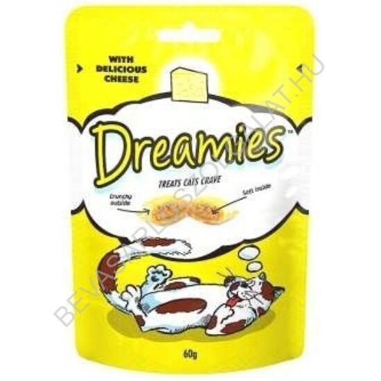 Dreamies Jutalomfalat Macskáknak Sajttal 60 g