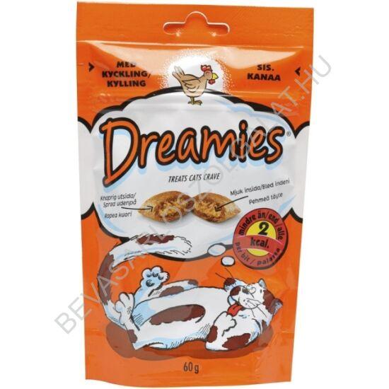 Dreamies Jutalomfalat Macskáknak Csirkehússal 60 g