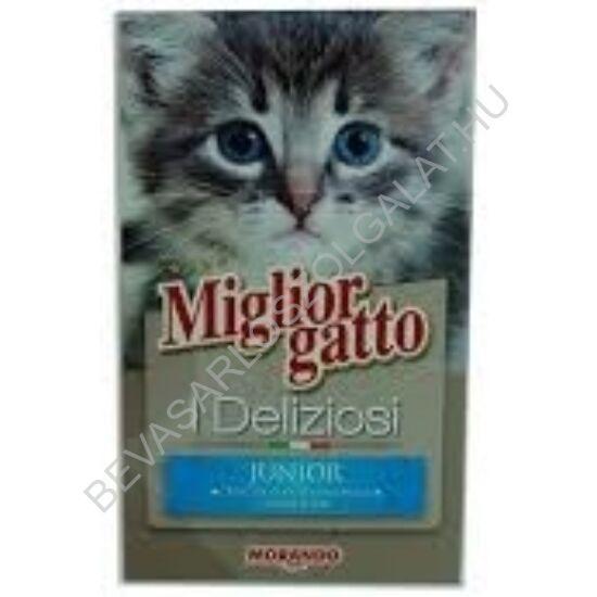 Miglior Gatto I Deliziosi Junior Száraz Macskaeledel 400 g