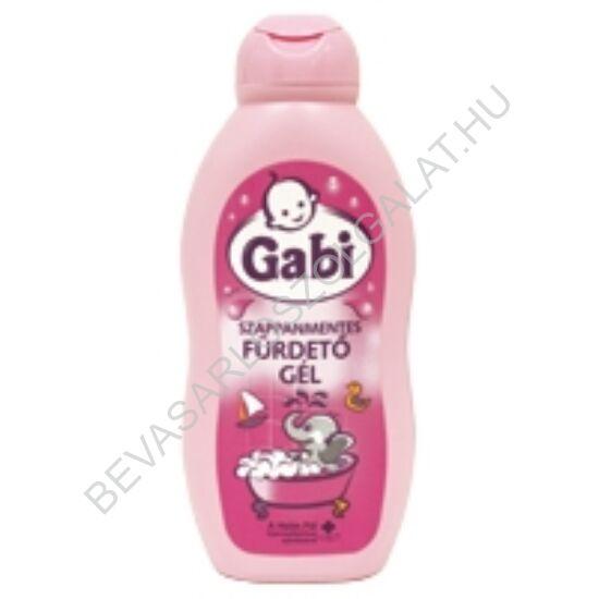 Gabi Szappanmentes Fürdető Gél 200 ml