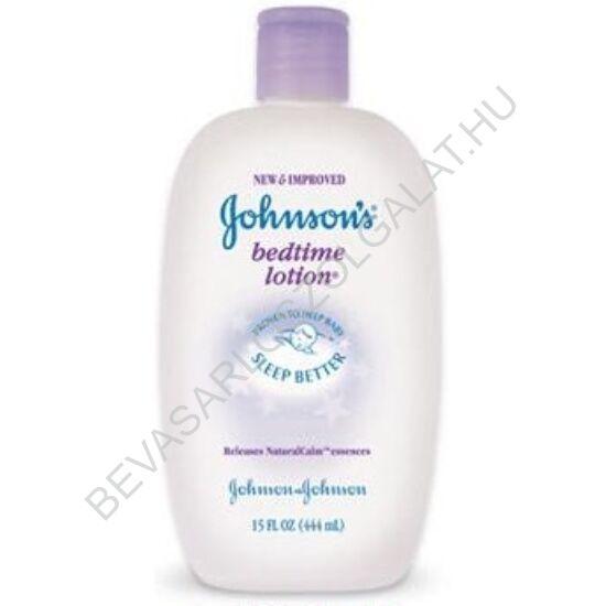 Johnson's Baby Bedtime Lotion Nyugtató Aroma-Testápoló 300 ml