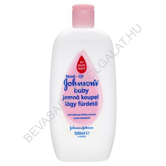 Johnson's Baby Lágy Fürdető 500 ml