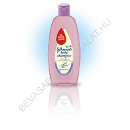 Johnson's Baby Shampoo Relaxing Levendulával 500 ml