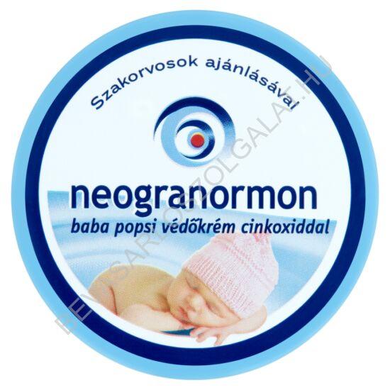 Neogranormon Popsi Védőkrém Cinkoxiddal 100 ml