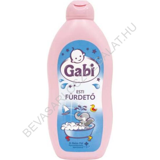 Gabi Esti Fürdető 400 ml