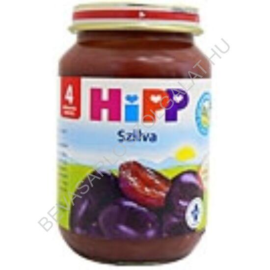 Hipp BIO Bébiétel Szilva - 4 hónapos kortól 190 g