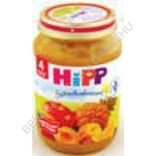 Hipp Bébiétel Gyümölcsdesszert - 4 hónapos kortól 190 g