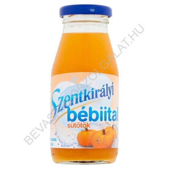 Szentkirályi Bébiital Sütőtök - 4 hónapos kortól 200 ml (#6)