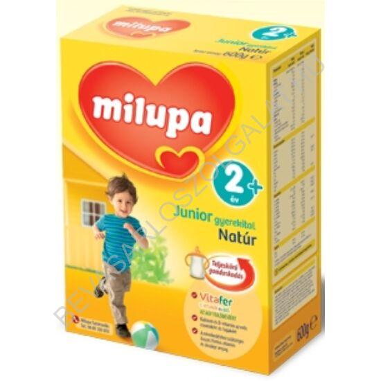 Milupa Junior Gyerekital Por Natúr - 2 éves kortól 600 g