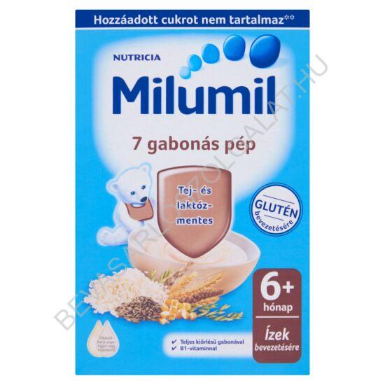 Milupa Milumil 7 Gabonás Pép - 6 hónapos kortól 225 g