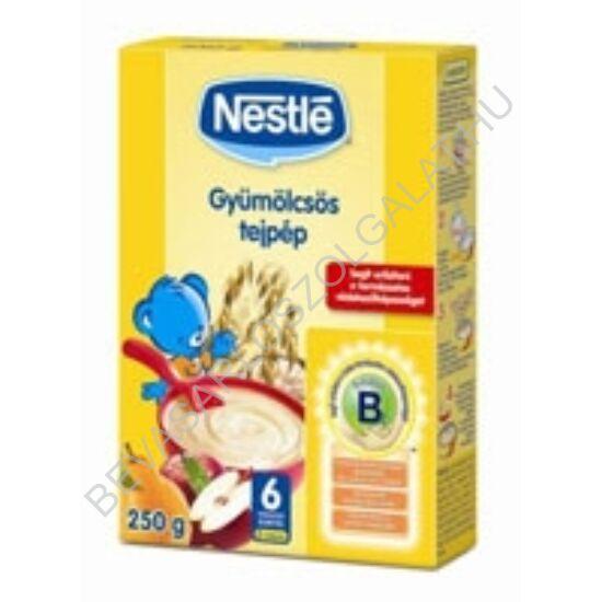 Nestlé Gyümölcsös Tejpép - 6 hónapos kortól 250 g