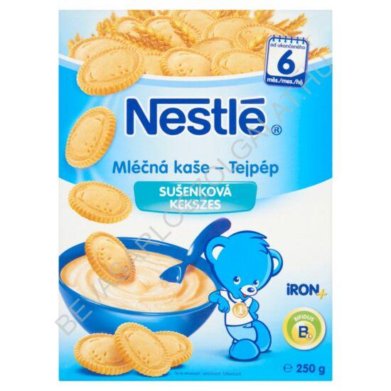 Nestlé Kekszes Tejpép - 6 hónapos kortól 250 g