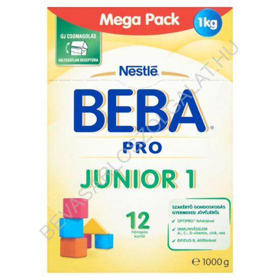 Nestlé Beba Pro Junior 1 Italpor - 1 éves kortól 1000 g