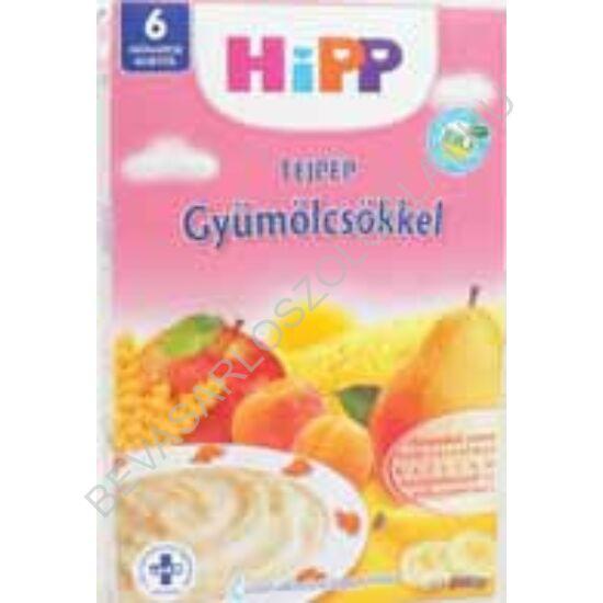 Hipp Tejpép Gyümölcsökkel - 6 hónapos kortól 250 g
