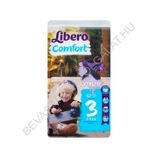 Libero Comfort Pelenka Midi (3) 4-9 kg 62 db