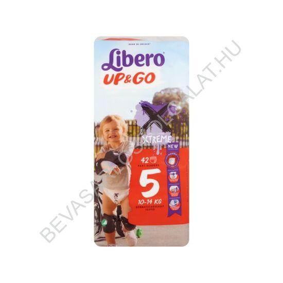 Libero Up&Go Pelenka Maxi Plus (5) 10-14 kg 42 db