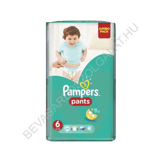 Pampers Pants Pelenka Extra Large (6) 16+ kg 44 db