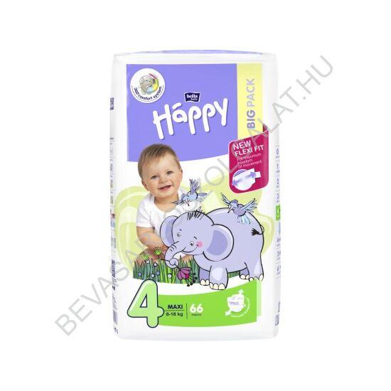 Bella Baby Happy Pelenka Maxi (4) 8-18 kg 70 db