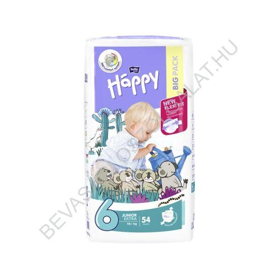 Bella Baby Happy Pelenka Junior Extra (6) 16+ kg 54 db
