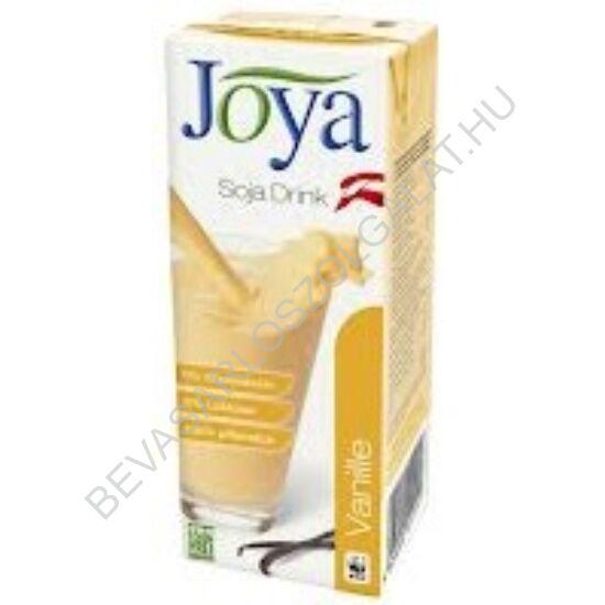 Joya Szójaital Vaníliás UHT szívószálas 200 ml