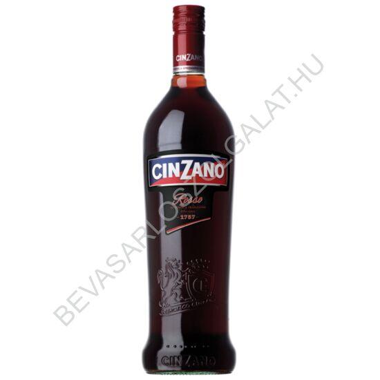 Cinzano Rosso édes, vörös ízesített boralapú ital 14,4% 0,75 l (#6)